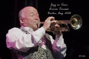Enrico Tomasso, Ackers Jazzband